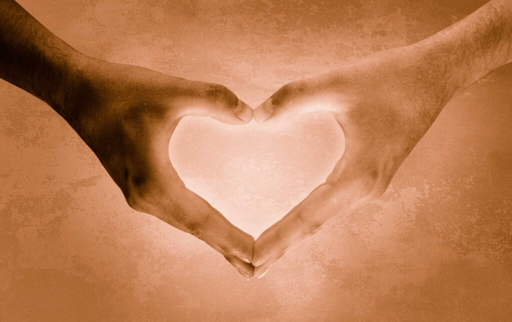 De liefde leren leven