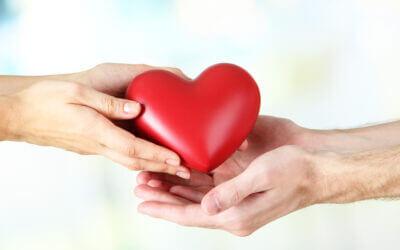 Hoe kan ik blijven staan in de kwetsbaarheid van de liefde?